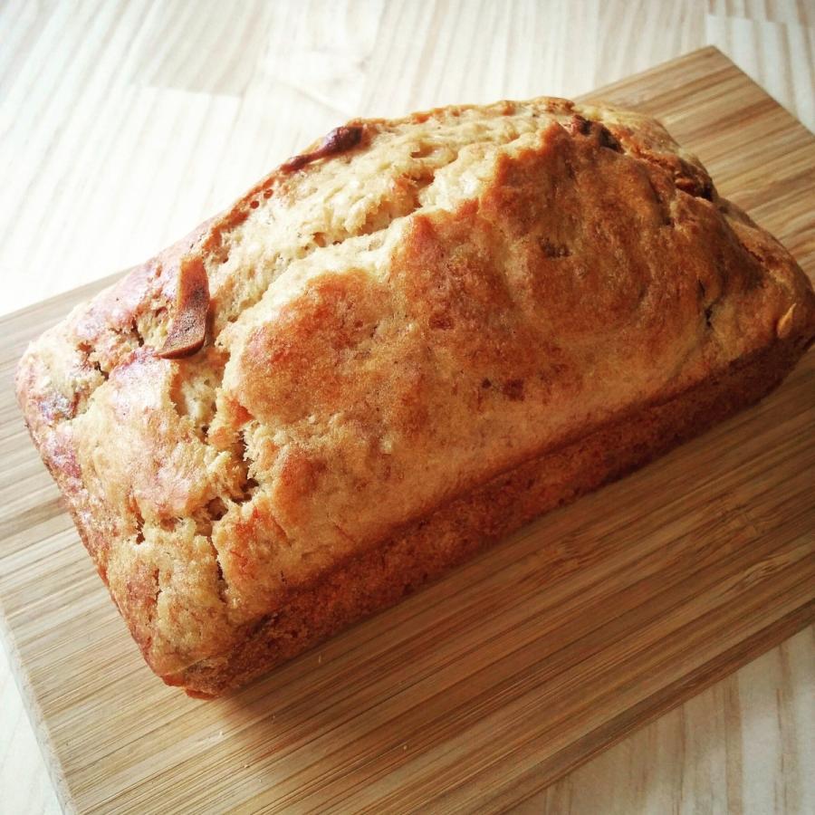 バター不使用 バナナケーキ|kokopan