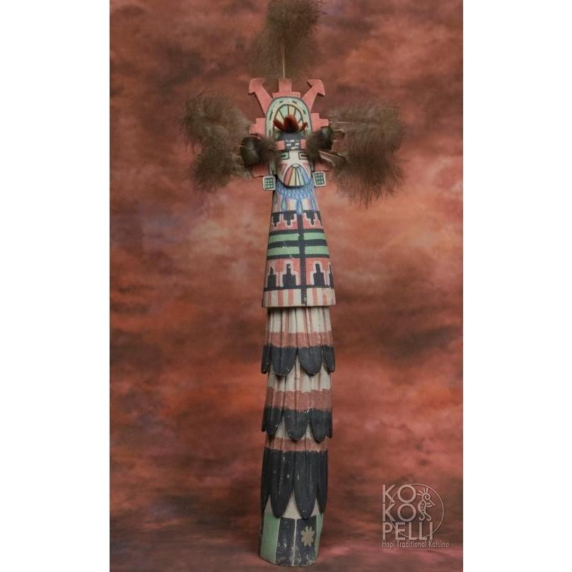 ホピ族のカチナドール Shalako