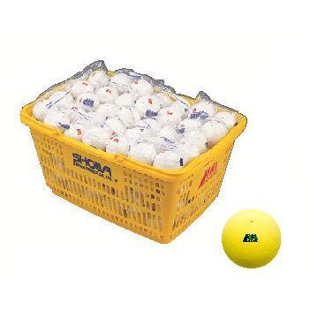 玄関先迄納品 ソフトテニス 10ダース 練習用ボール アカエムプラクティス・イエロー 練習用ボール かご入り かご入り 10ダース 送料無料, エアコン本舗:0b86fd2c --- airmodconsu.dominiotemporario.com
