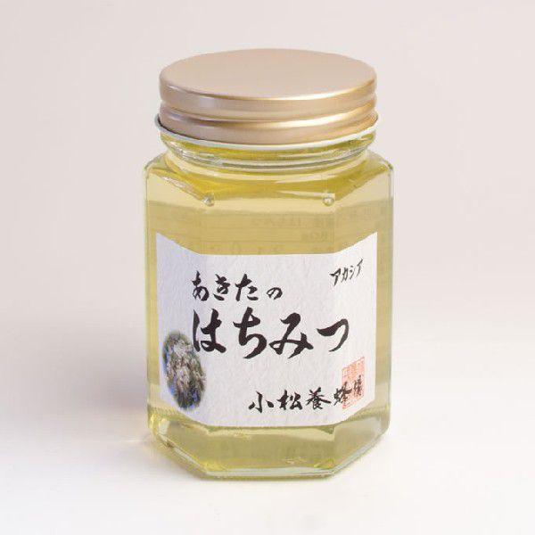 小松養蜂場 アカシア蜂蜜 180g|komatsu888