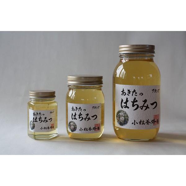 小松養蜂場 アカシア蜂蜜 180g|komatsu888|02