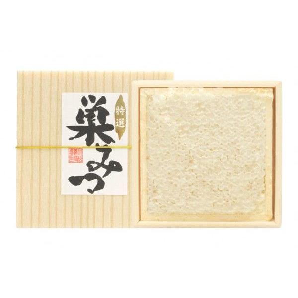 小松養蜂場 巣みつ(アカシア蜂蜜)|komatsu888|02
