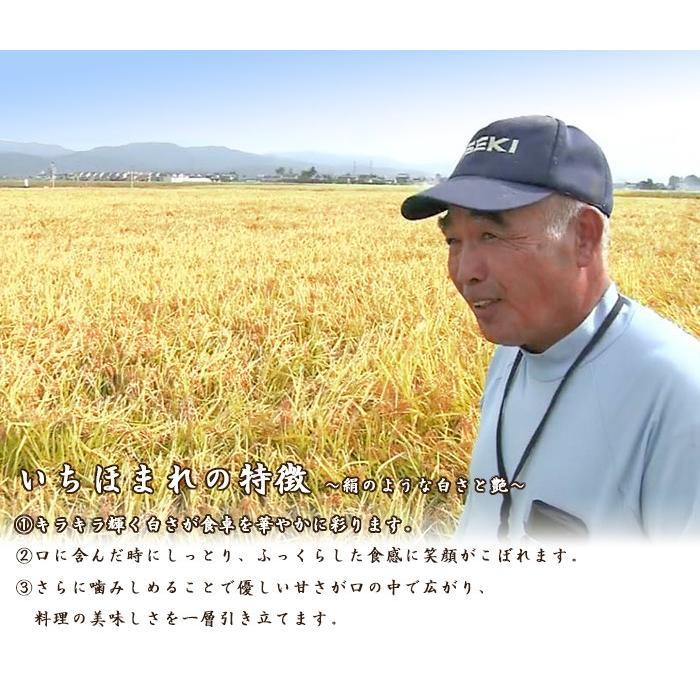 新米 いちほまれ 福井県産 令和3年産 5kg 特別栽培 komedonyakuranosuke 03