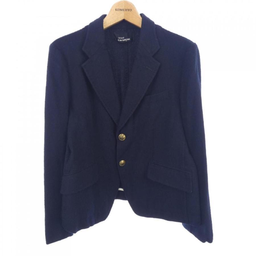 全国宅配無料 トリココムデギャルソン tricot GARCONS ジャケット, さがけん 50402edd