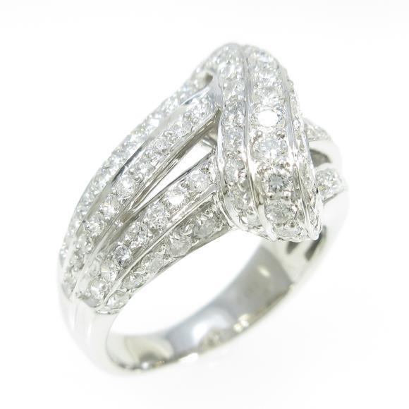 【楽天最安値に挑戦】 PT ダイヤモンドリング, vivre(ビーブル)ミセスのお洋服 1835b5a1