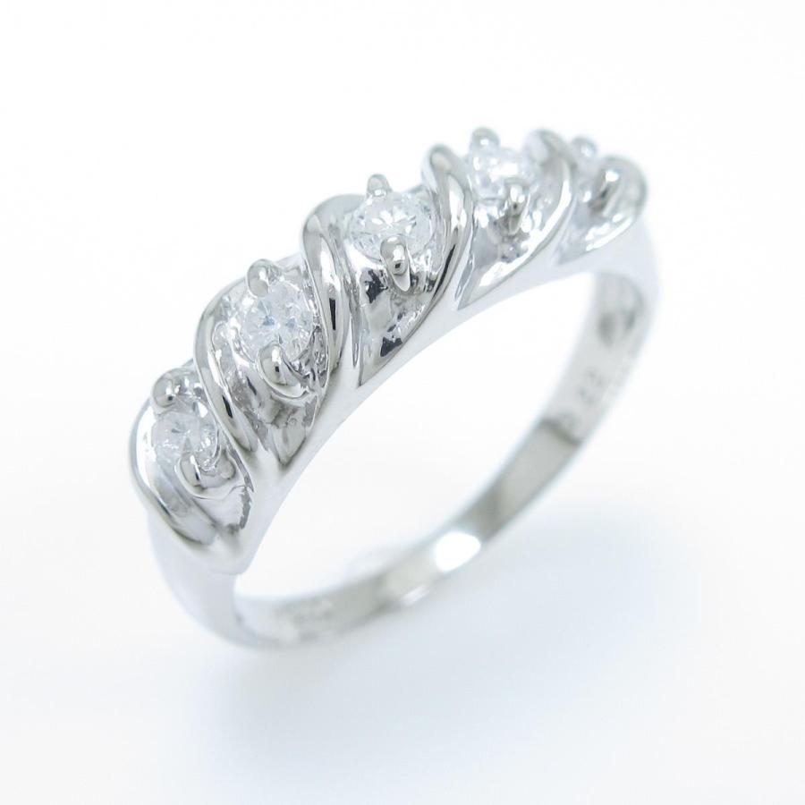【限定セール!】 PT ダイヤモンドリング, Jewelry Studio FLOW 29d4e0f3
