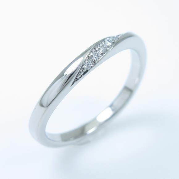 期間限定特別価格 PT ダイヤモンドリング, 雄大な北の大地からの贈り物 6dbbc0e3