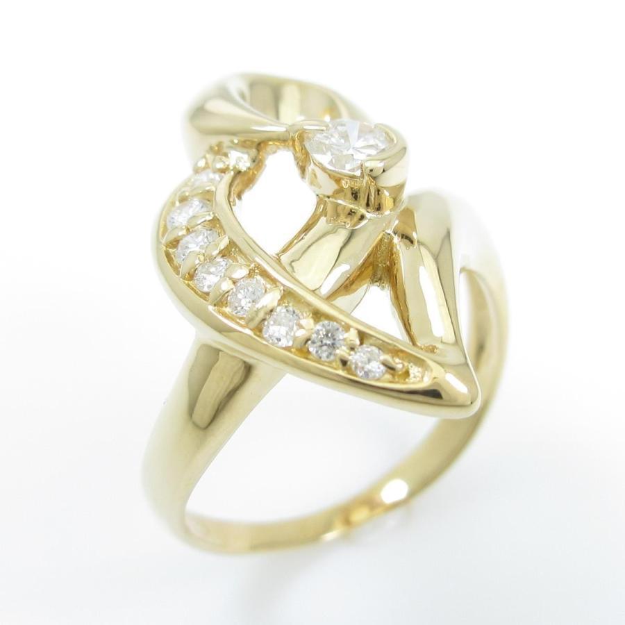 【新作入荷!!】 K18YG ダイヤモンドリング, ケンズゴルフ:2e109610 --- airmodconsu.dominiotemporario.com