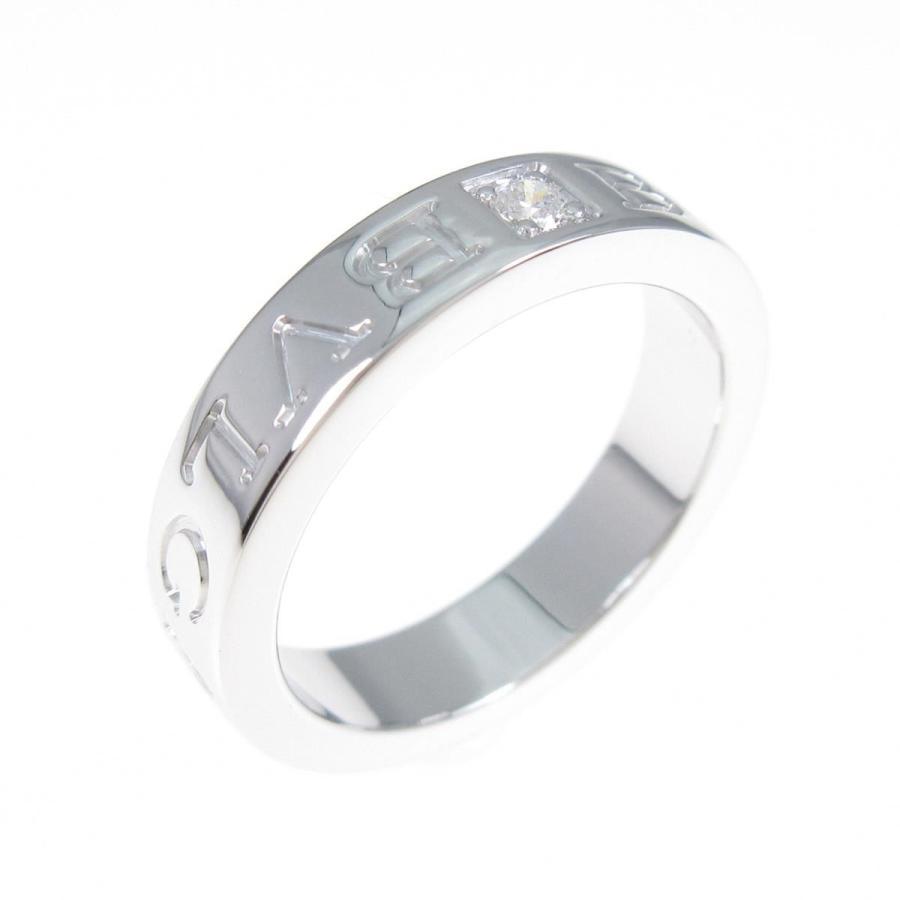 【送料無料/即納】  ブルガリ ダブルロゴ ダイヤモンドリング, 質かづさや:b53a0cec --- airmodconsu.dominiotemporario.com