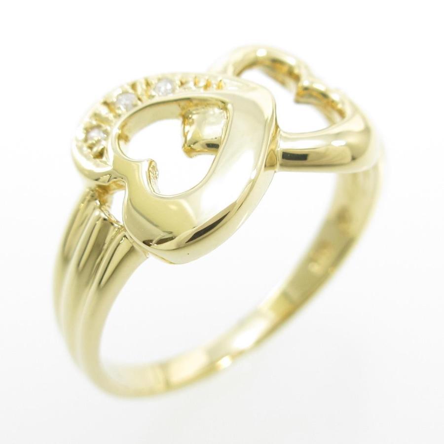 値引 K18YG ハート ダイヤモンドリング, 測量機器 レーザーの Pro-shop MRK:e4243cf8 --- airmodconsu.dominiotemporario.com