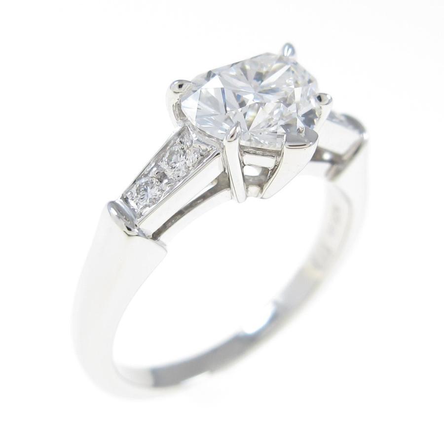 【クーポン対象外】 ハリーウィンストン ダイヤモンドリング 0.94ct・F・VVS2・ハートシェイプ, collectshop 44cf1273