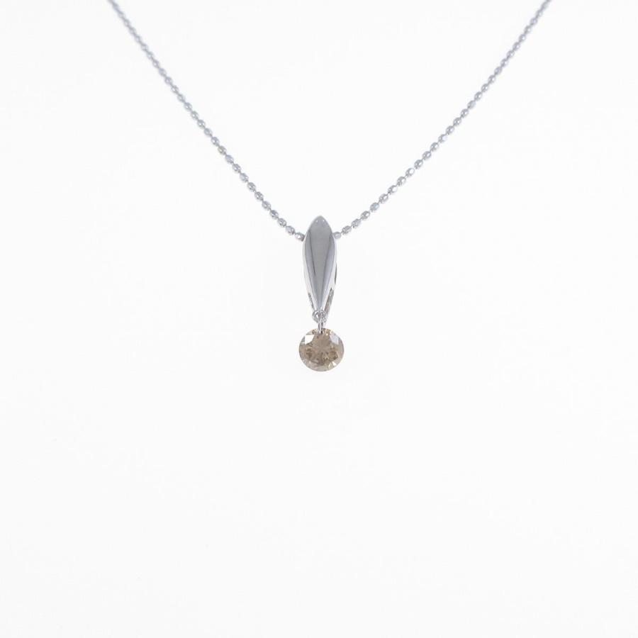 【70%OFF】 K18WG ダイヤモンドネックレス, オガサチョウ f0b7c782