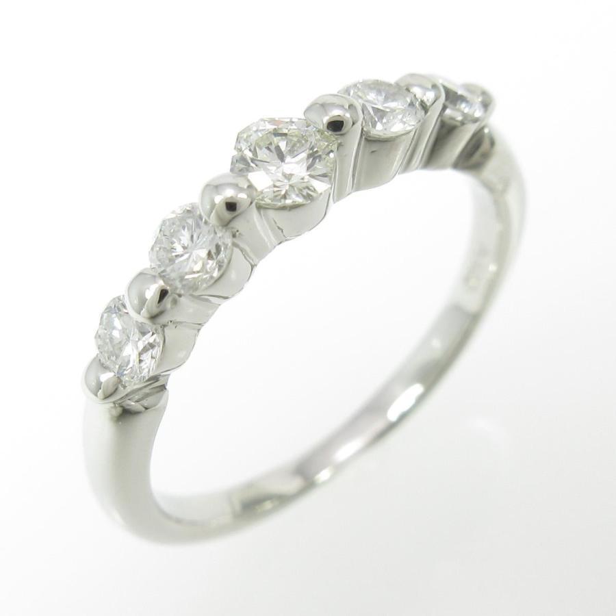 (税込) PT ダイヤモンドリング, タイヨートマー 887e7433
