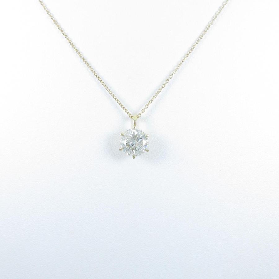 上品 【リメイク】K18YG ダイヤモンドネックレス 3.012ct・I・I1・GOOD, カギと錠のクローバー:5f56a332 --- airmodconsu.dominiotemporario.com