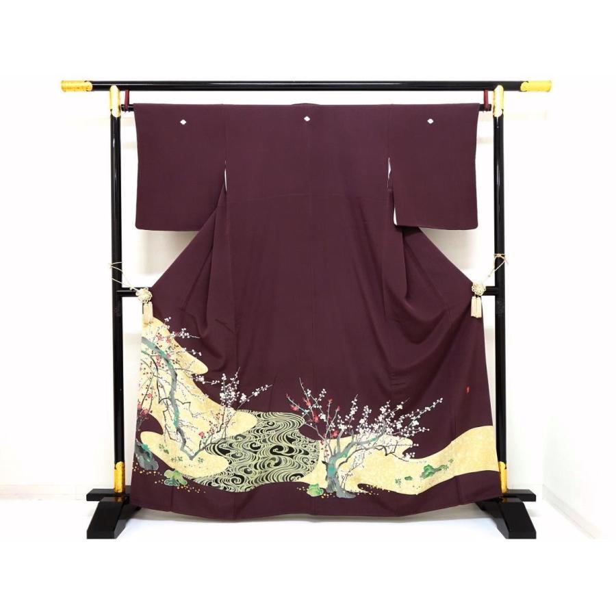 公式サイト 【未使用品】色留袖 本加賀友禅, NISHIKI 242d7770