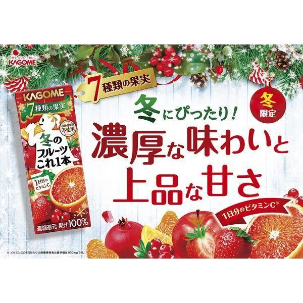 24本 冬のフルーツこれ一本 200ml  681 カゴメ (D) 代引き不可|komenokura|04