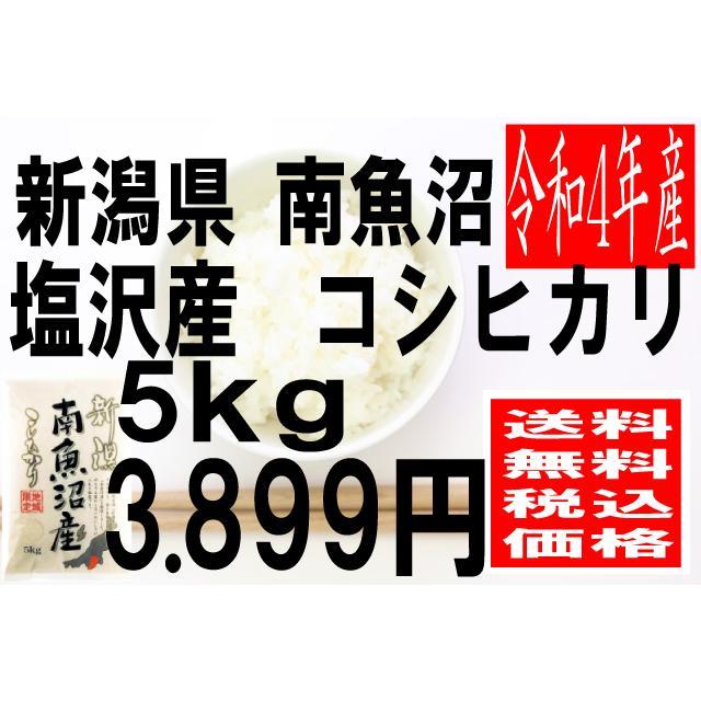 米 令和3年度産 新潟県 南魚沼塩沢産 コシヒカリ 5kg|komeq-nagoya