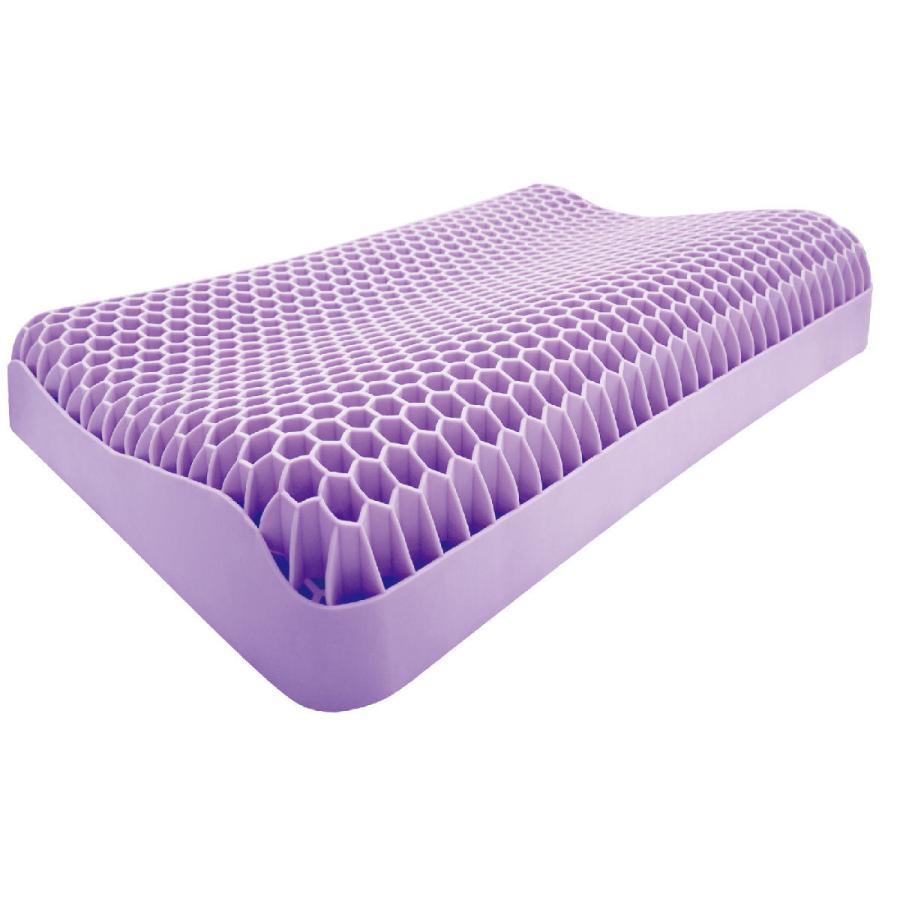 イトウ 数量限定アウトレット最安価格 無重力ジェル枕 4年保証 約幅52×奥行34×厚み10cm