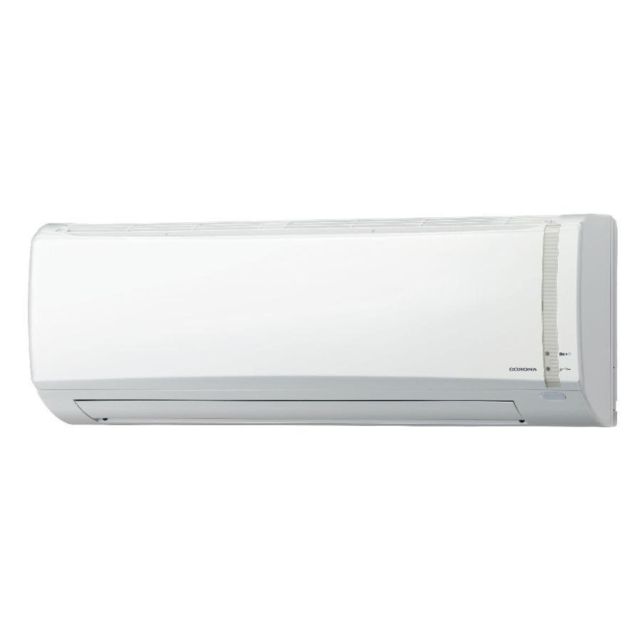 コロナ 冷暖房エアコン CSH−N2220R 6畳用 ショッピング セットアップ W