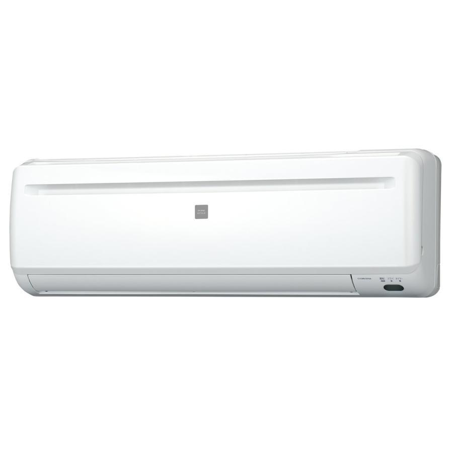 コロナ 冷房専用 祝開店大放出セール開催中 エアコン W RC−2221R 6畳用 お買い得品
