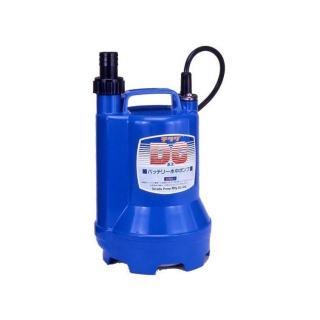 寺田バッテリー式水中ポンプ S12D−80