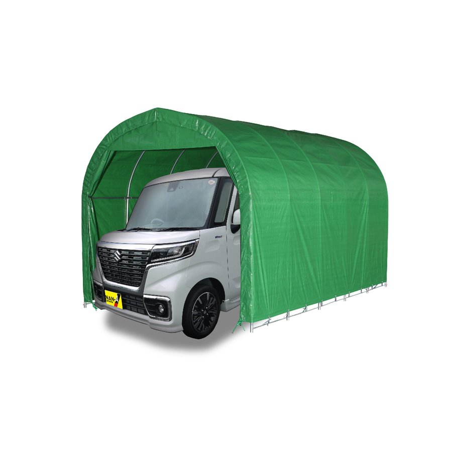 SEAL限定商品 パイプ車庫 640M 受注生産品 MGSOR