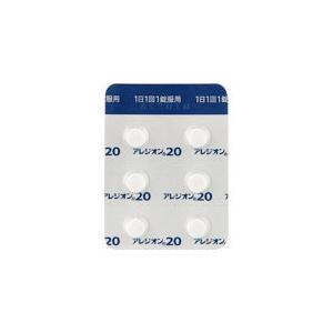 【第二類医薬品】 エスエス製薬 アレジオン20 12錠《2個までネコポス発送可》|komeya-yakuten|02