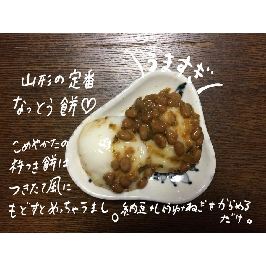 【予約】12/1より発送 餅 もち 杵つき男もち 10枚入り komeyakata 07