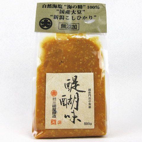 手造り糀味噌 醍醐味(500g)|komeyaookura|02