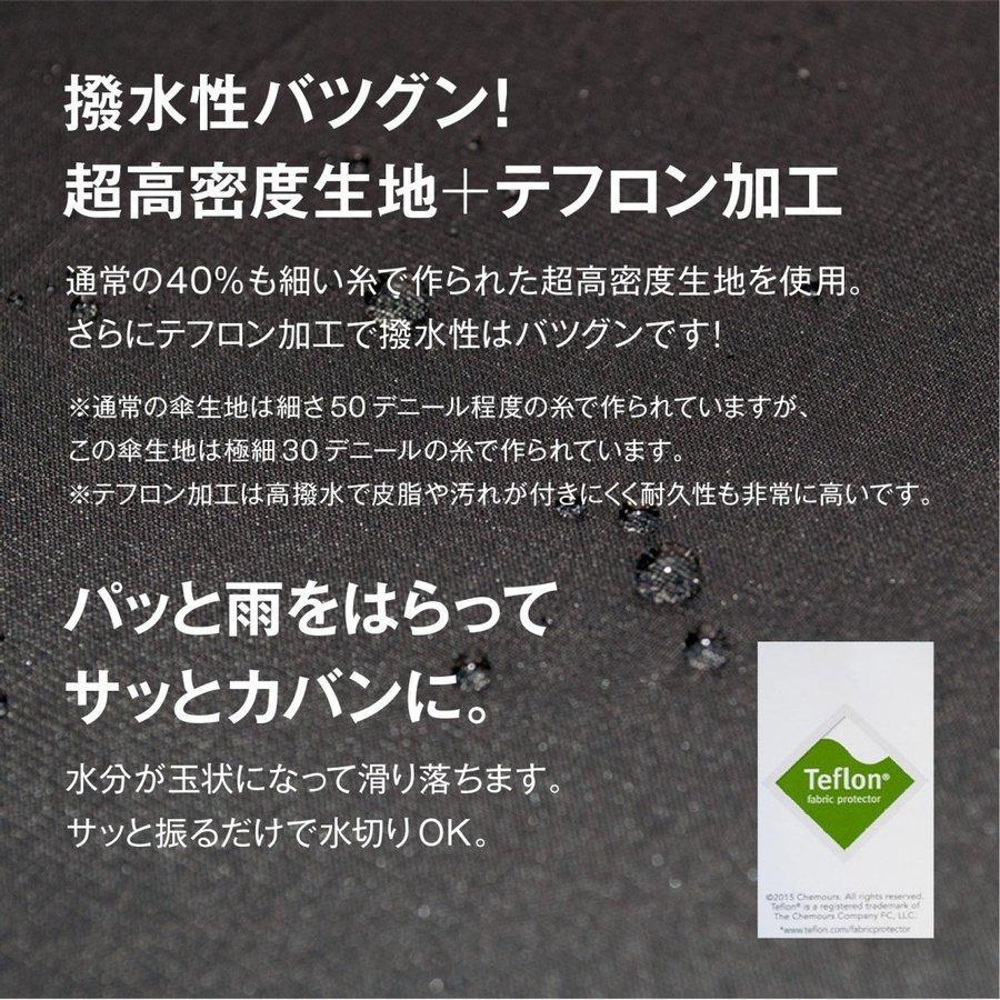 折りたたみ傘 軽量 メンズ レディース 大きい コンパクト スリム 超軽量 丈夫 カーボン 60cm 折り畳み傘|komiya|07
