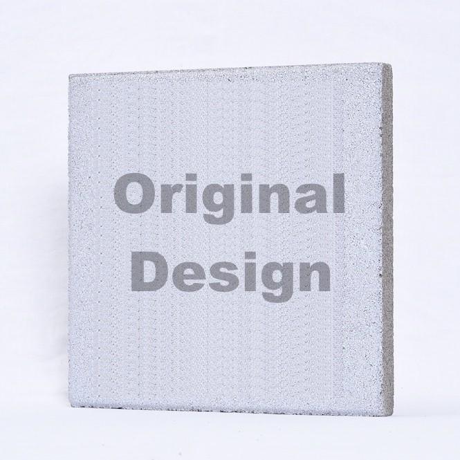 【ニーズ別印刷】平板ブロック 200mm×200mm×35mm 〈商品番号 H200-O1〉 komochi-store