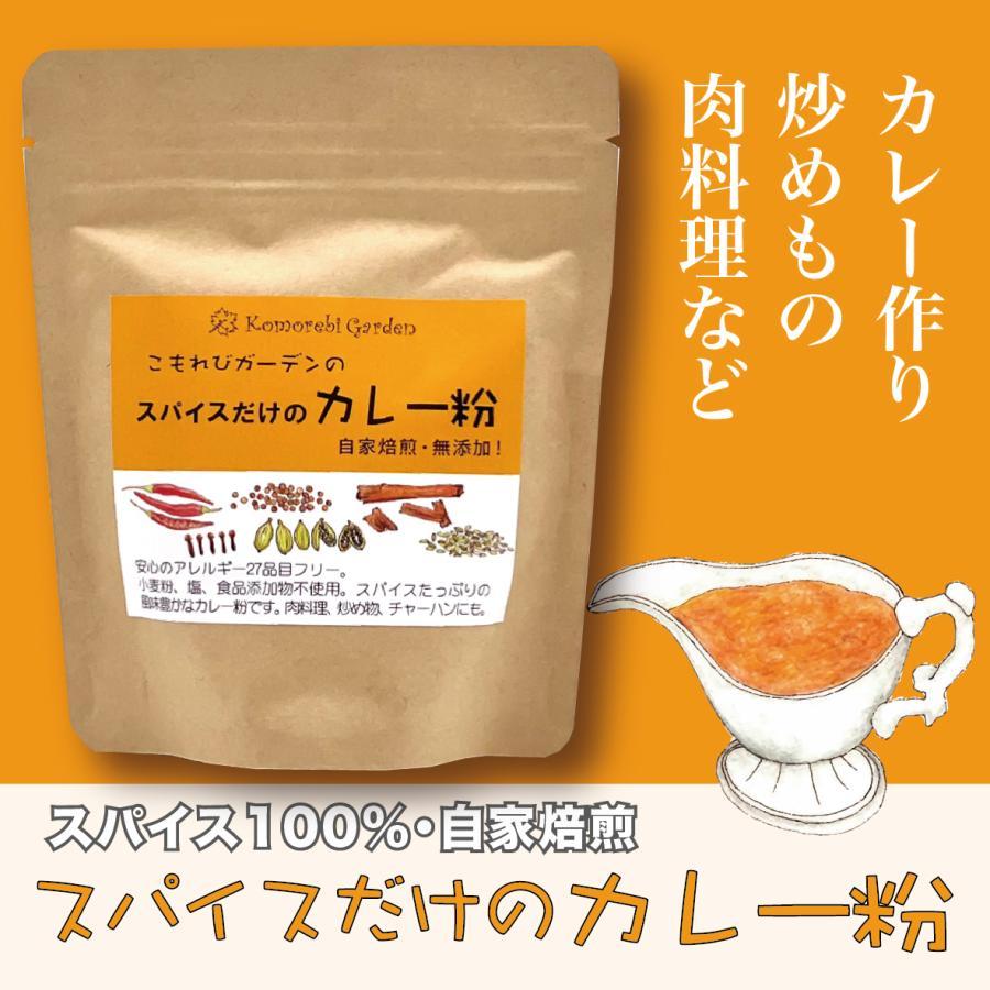スパイスだけのカレー粉|komorebi