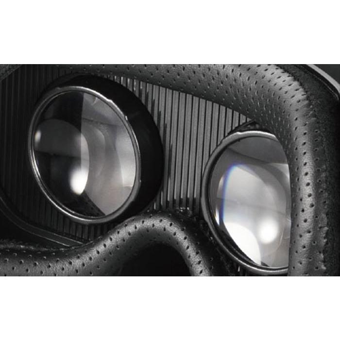 代引不可 VRゴーグル DMMスターターセット 目幅調節機構 スマホ 4.0〜6.5インチ対応 ブラック エレコム VRG-D02PBK konan 09