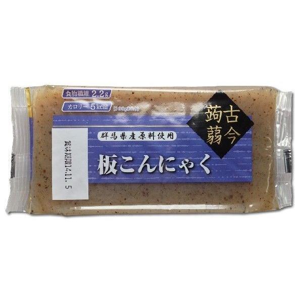 板こんにゃく 20個セット 国産原料 板蒟蒻 おでん 煮込み 炒め物|konnyaku-jp
