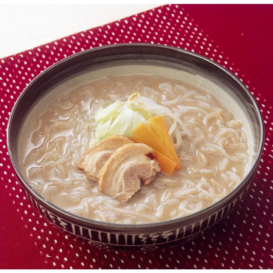 とんこつ こんにゃくラーメン (こんにゃく麺、スープのみ)商品説明リーフレット付き|konnyakuclub