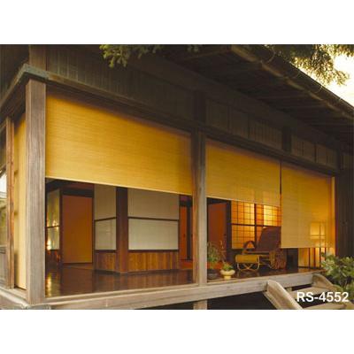 竹すだれ/竹スダレ ロールアップスクリーン「和」幅40-49cm×丈161-200cm