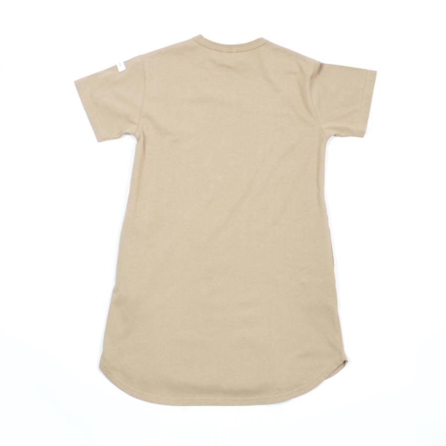 FOV / フォブ  子供服 MICKEY ワンピース ゆったりシルエット 女の子 2021SS kooka 02