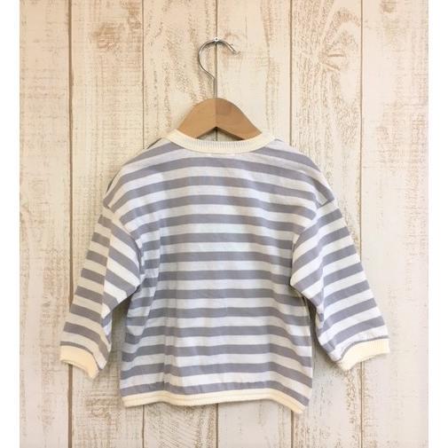 AMPERSAND / アンパサンド 子供服 Petit jam ボーダーTシャツ 女の子 2021SS|kooka|02