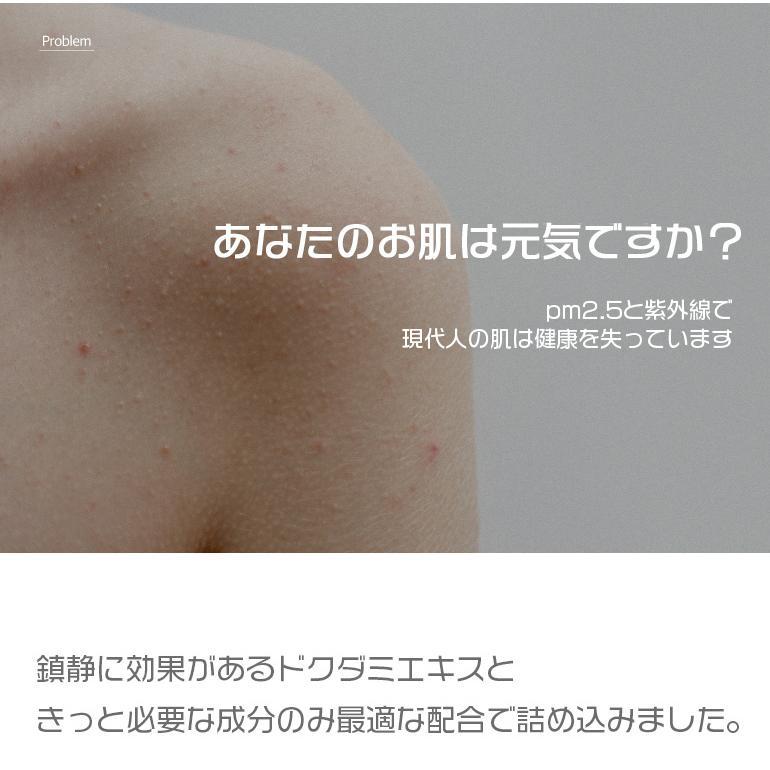 ドクダミ 化粧 水 アヌア