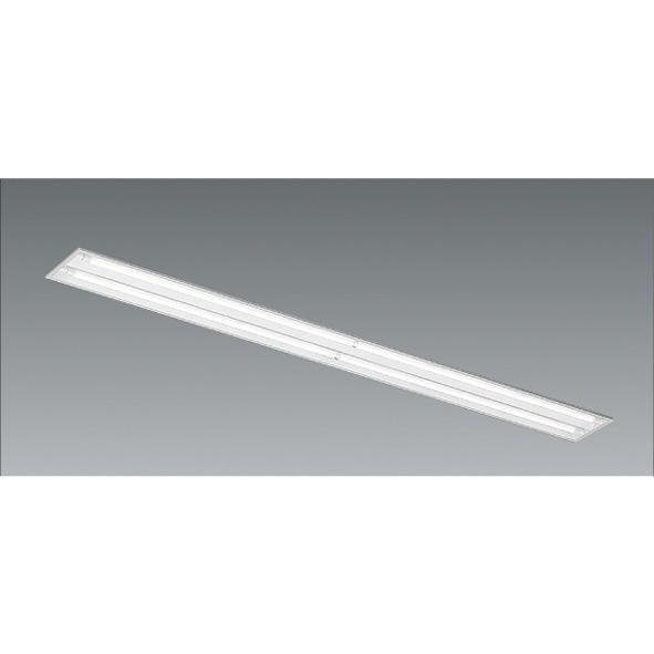 宅配便不可 遠藤照明 ERK9167W+FAD-529W-2 (ERK9167W+FAD-529W×2) ベースライト ベースライト ベースライト 天井埋込型 LED 365