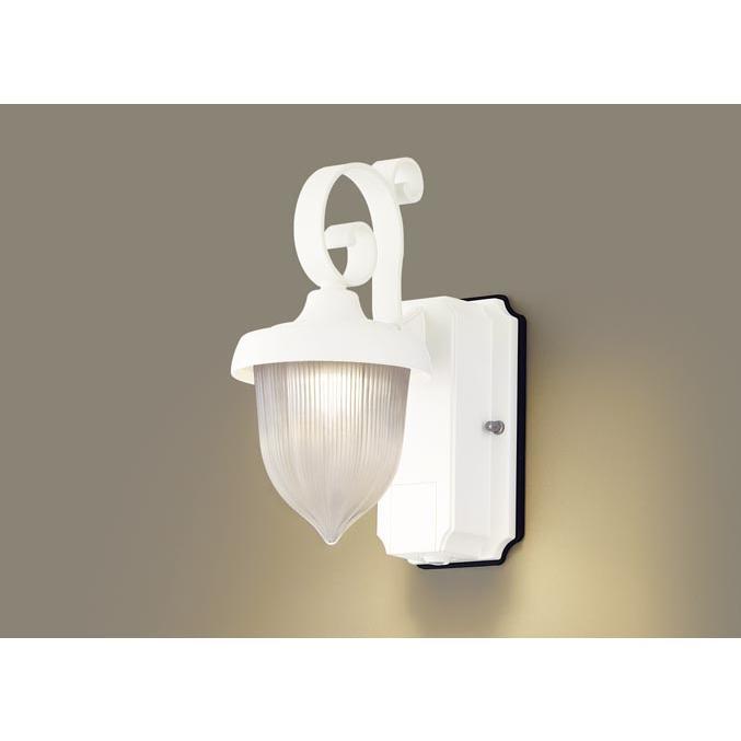 T区分 パナソニック照明器具 LGWC80237LE1 ポーチライト LED