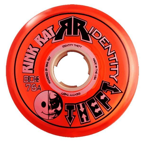 RINK RAT(リンクラット) ウィール THEFT 76A(4ヶ入) ラッピング可