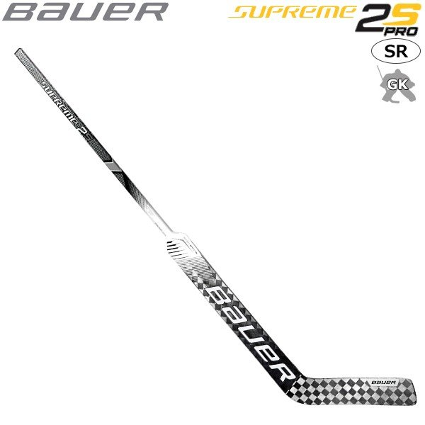 BAUER(バウアー) ゴーリースティック S18 シュープリーム 2S PRO SR