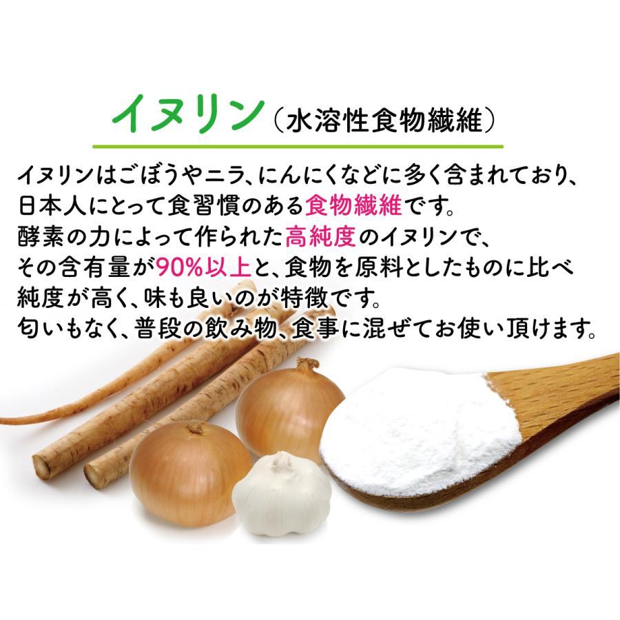 イヌリン 500g 水溶性食物繊維  菊芋 に多く含まれる食物繊維|kotobuki-online|04
