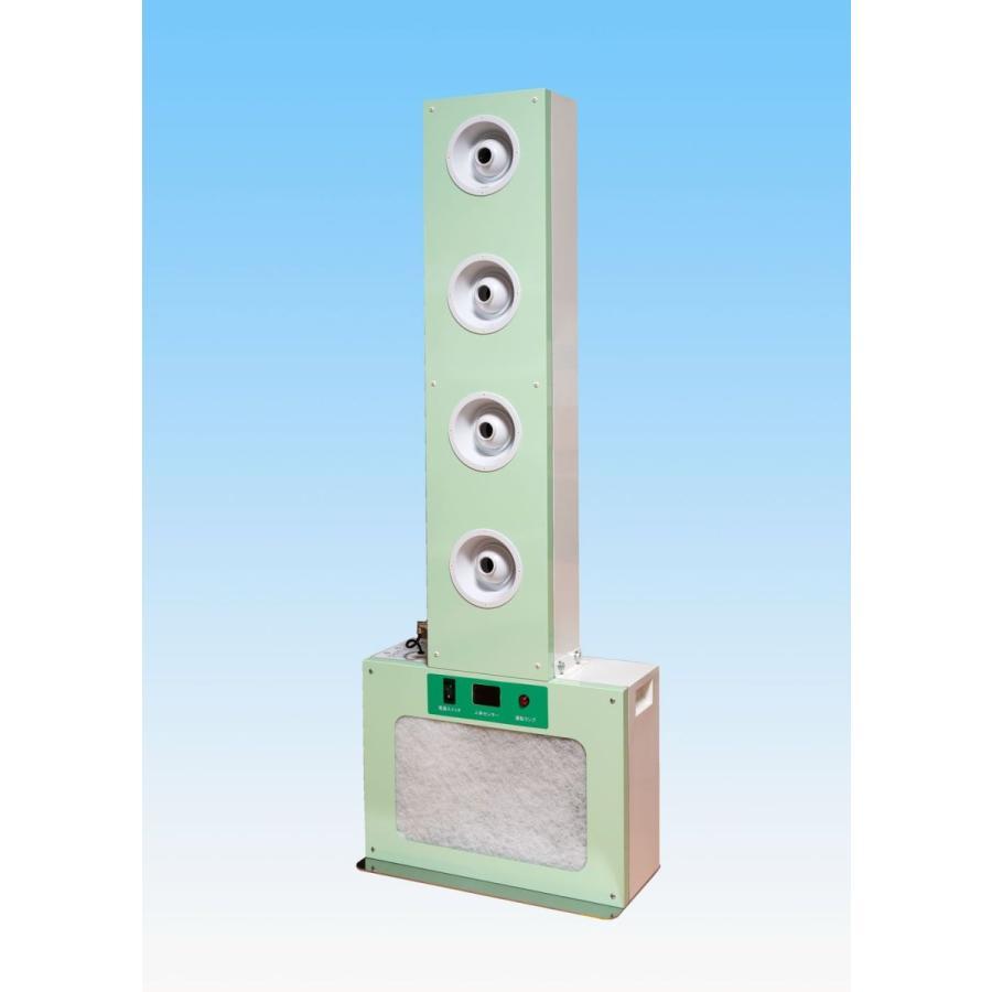 除菌機能付き小型エアシャワー|kotohira-store