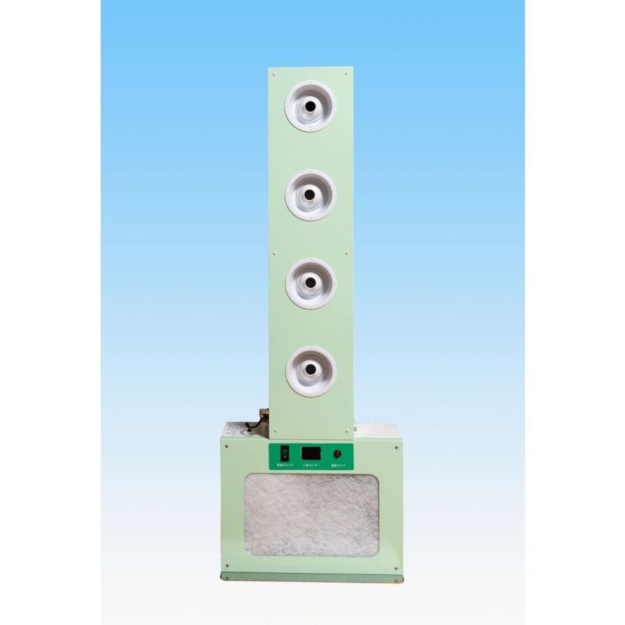 除菌機能付き小型エアシャワー|kotohira-store|02