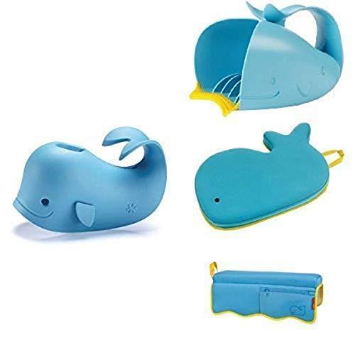 Skip Hop Moby Bath Set【並行輸入品】