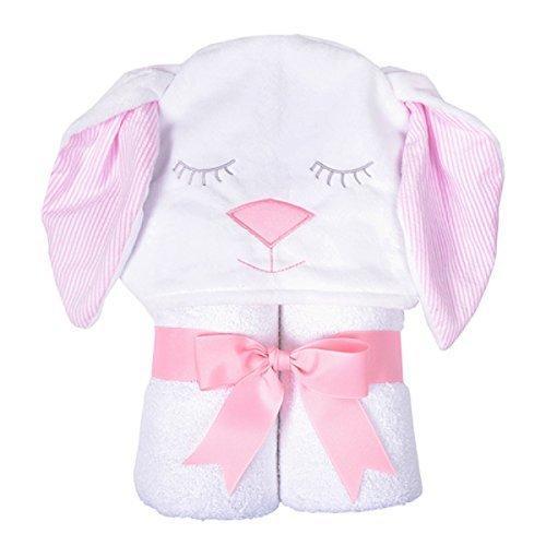 3 Marthas Boutique Everykid Hooded Towel (Pink - Bunny)【並行輸入品】