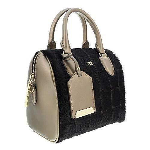 Roberto Cavalli HXLPHH 025 Brown Bowling Bag for Womens【並行輸入品】