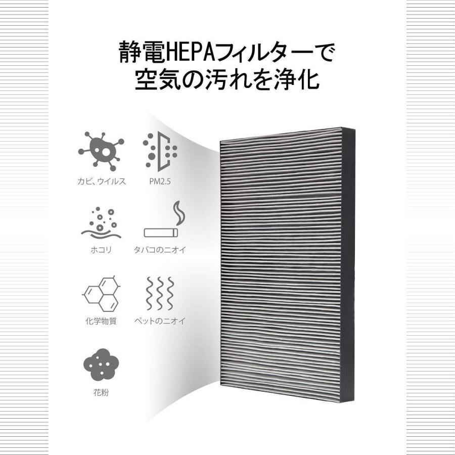 加湿空気清浄機交換用フィルター fzg40sf FZ-G40SF集じん・脱臭一体型フィルター 空気清浄機用交換部品 互換品(形名:FZ-G40SF) 新生活応援|kotoshopping|05